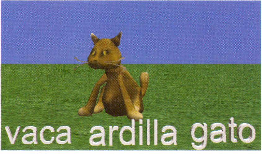 Spanish vocabulary builder alice